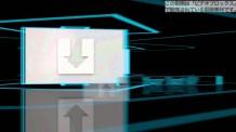 【Apple Motionテンプレート】デジタル3Dプレゼンテーション動画 Digital 3d Presentation