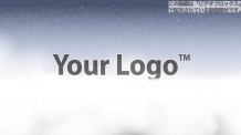 【Apple Motion素材】Sky Logo Reveal Preview