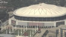 【動画素材】ジョージアドーム(Georgia Dome)