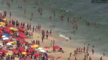 【動画素材】リオデジャネイロのビーチ